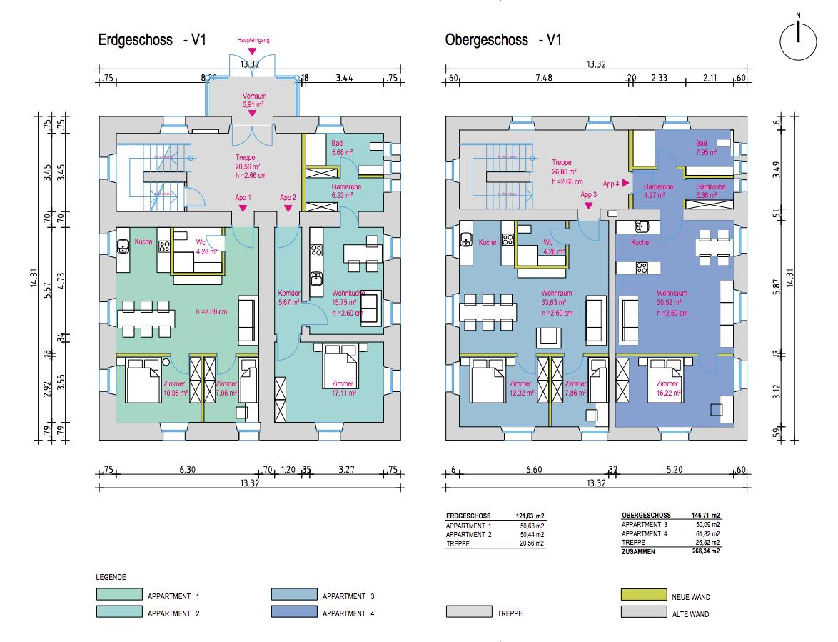 Alte Schule Blueprint