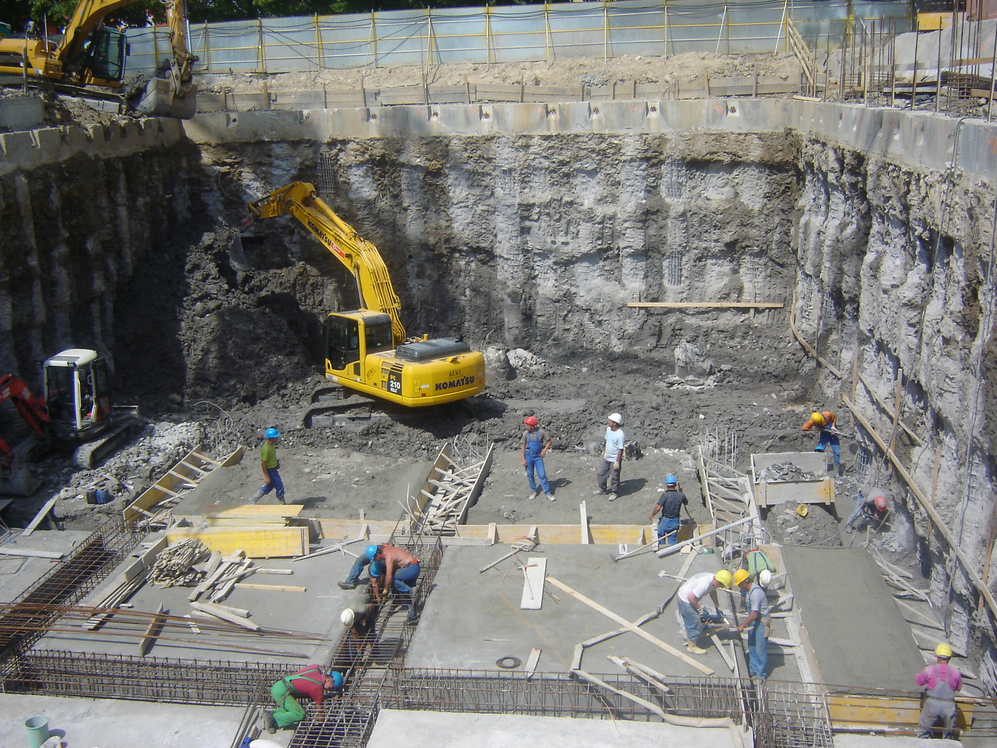 Building site - Rapir