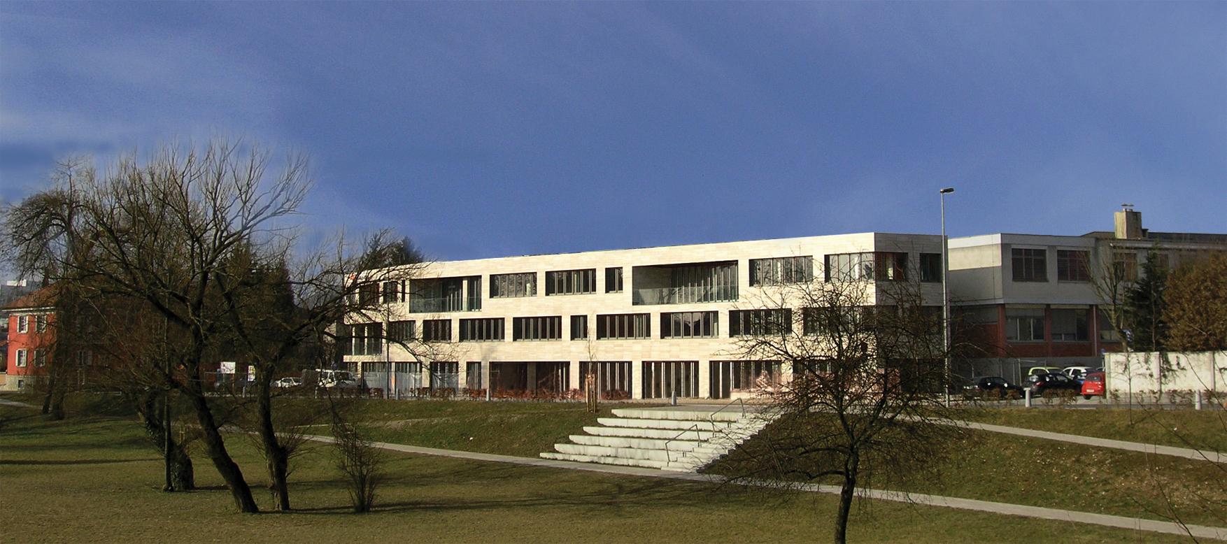 Rapir building