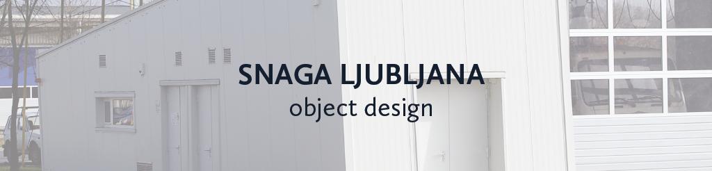 SNAGA object design
